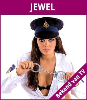 vrouwelijke stripper Jewel