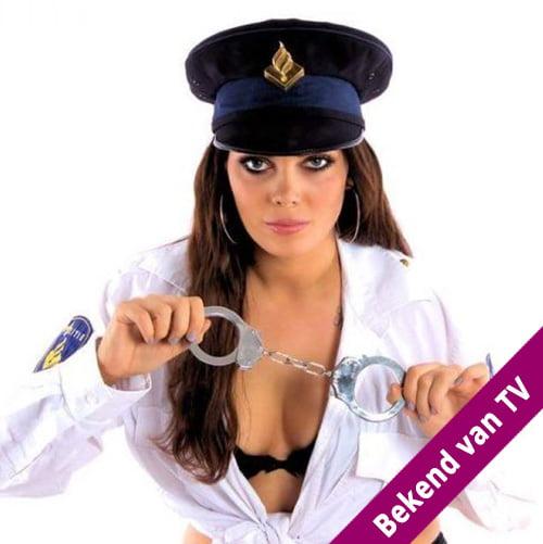vrouwelijke politie stripper Jewel
