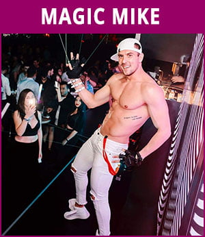 magic mike stripper show