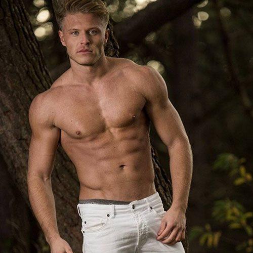 mannelijke stripper Ken