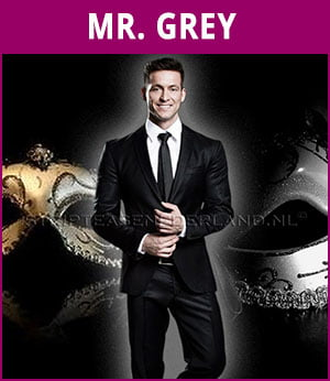 stripper show Mister Grey