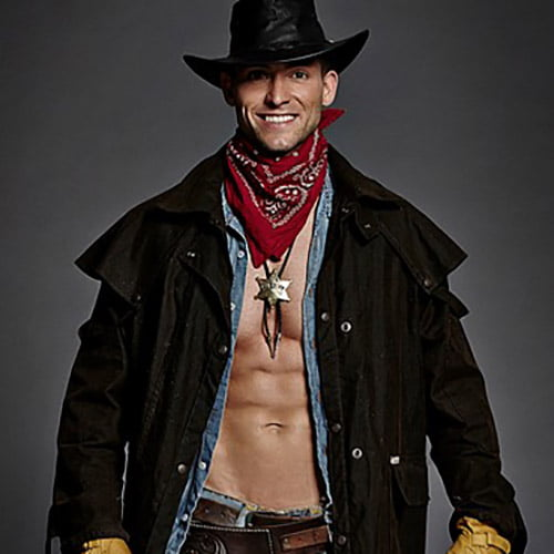 cowboy striptease huren