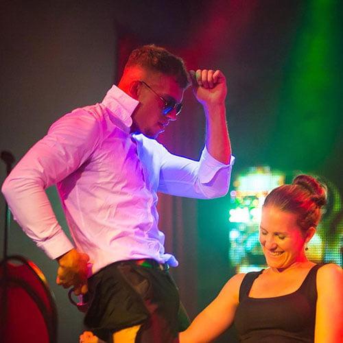 mannelijke stripper Silvester huren voor lapdance