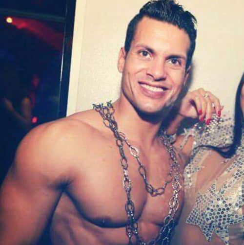 stripper Gabriël