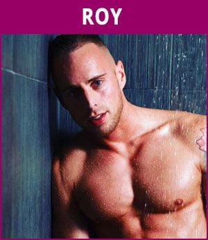 stripper Roy