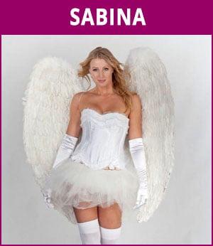 stripper Sabina